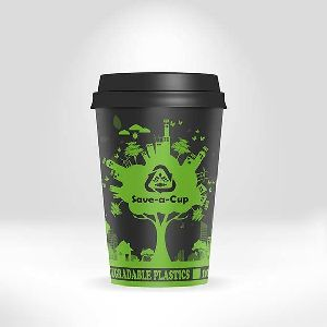 Printed Paper Cup With Company Logo - Mr Paper Cup