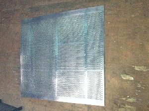 Round Hole Stainless Steel Perforated Sheets