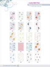 Screen Printed Ceramic Tiles