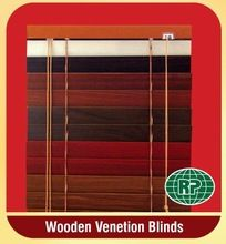 Wooden Venation Blind