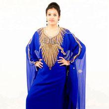 Partywear Jalabiya Trendy Caftan Dress Partywear Kaftan