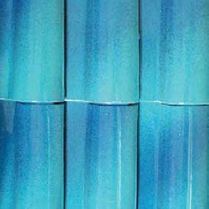 Glazed Ceramic Coated Roof Tiles