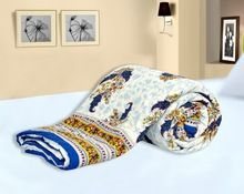 Cotton Jaipuri printed traditional quilt