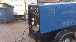 Welding Machine - Diesel Miller
