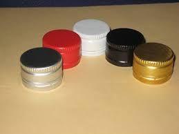 aluminium caps