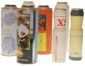 tin and aluminium cans