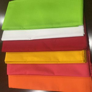 Dyed Polyester Cotton Fabric
