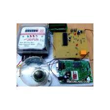 Gsm Based Energy Meter