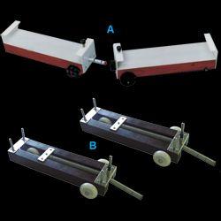 Dynamic Trolley, Wooden