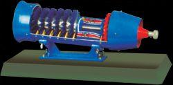Gas Turbine/turbojet Engine