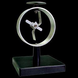 Open Case Form Electroscope