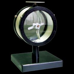 Precision Projection Electroscope