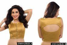 Saree Readymade Satin Blouses