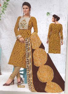 Dress Materials Cotton 1