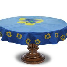 Cotton Printed Tablecloth