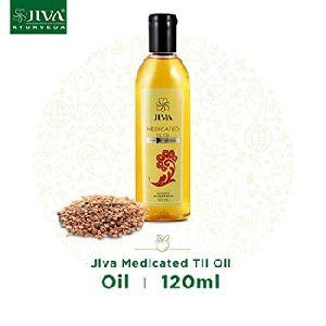 Medicated Til Oil