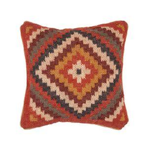 Hand Woven 100% Cotton Kilim Cushion Cover