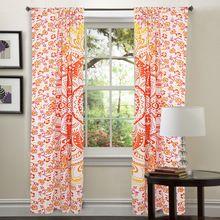 Handmade Cotton Mandala Curtain