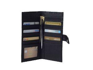 X712 Genuine Leather Passport Wallet