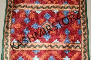 Kashmiri Crewel Silk Hand Embroidered Pillows