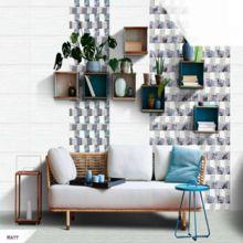 Digital Wall Tiles Concrete Look