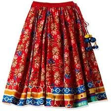 Flared Long Skirts