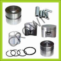 Two Wheeler And Chainsaw Piston