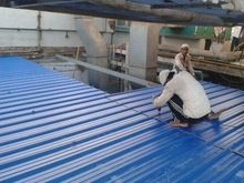 Corrugated Roof Tile