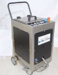 Compact Dry Ice Blasting Machine
