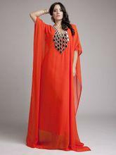 Arabic Dubai Abaya Caftan Style Prom Dress