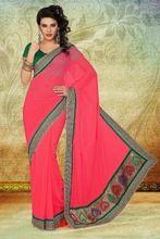 Traditional Indian Fancy Designer Sari Bollywood Sari