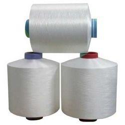 draw textured yarns