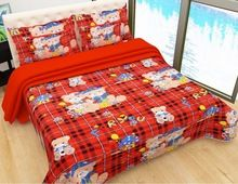 Baby Bedspread, Cartoon Printed 3d Polyester Bed Sheet