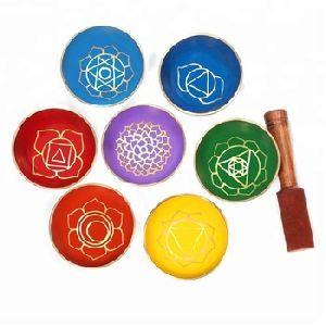 Chakra Tibetan Singing Bowls