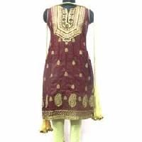 Ladies Embroidered Suit