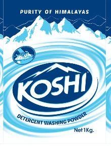1 Kg Washing Powder