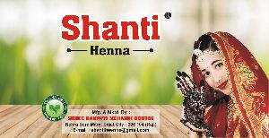 Shanti Henna Powder