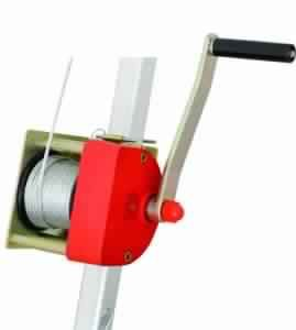 Fall Protection Tool Winch
