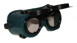 Round Welding Goggle