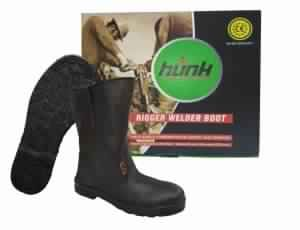 Safety Rigger Welder Boot