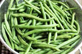 Fresh Organic Green Beans