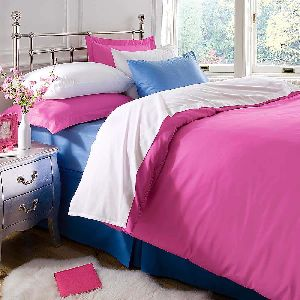 Dyed Bed Sheet