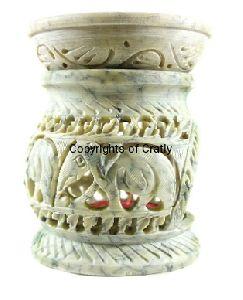 Handmade Stone Aroma Oil Burner