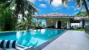 Domestic Swimming Pool Construction Services