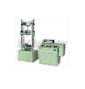 Computerized Universal Testing Machine