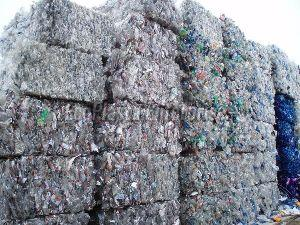 Pressurised Pet Bottle Scrap