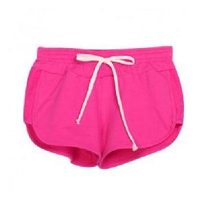 Ladies Cotton Shorts