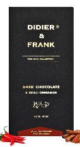 Didier & Frank - Red Chilli & Cinnamon Dark Chocolate