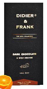 Didier & Frank - Wild Orange Dark Chocolate - 50g