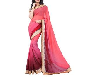 35866fbd75c Chiffon Sarees in Delhi - Manufacturers and Suppliers India